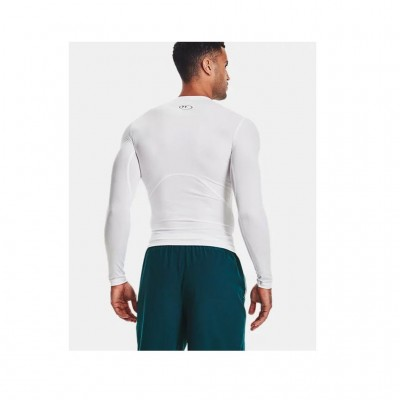 UNDER ARMOUR HG ARMOUR COMPRESSION 1362524 100 WHITE
