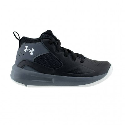 UNDER ARMOUR LOCKDOWN 5 PS 3023534 001 ΜΑΥΡΟ