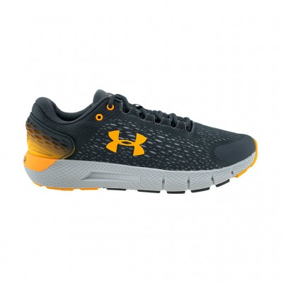 UNDER ARMOUR CHARGED ROGUE 2 3022592 105 ΓΚΡΙ ΠΟΡΤΟΚΑΛΙ