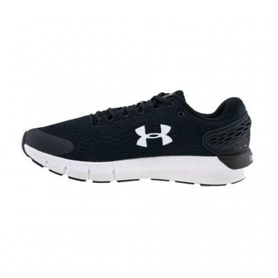 UNDER ARMOUR CHARGED ROGUE 2 3022592 004 ΜΑΥΡΟ ΛΕΥΚΟ