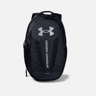 UNDER ARMOUR HUSTLE 5 BACKPACK 1361176 001 ΜΑΥΡΟ