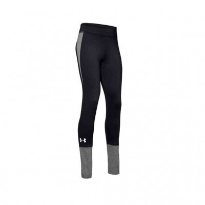 UNDER ARMOUR COLD GEAR LEGGING 1344889-001 ΜΑΥΡΟ ΑΝΘΡΑΚΙ