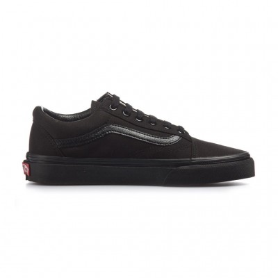 VANS OLD SKOOL VN 000D3HBKA ΜΑΥΡΟ