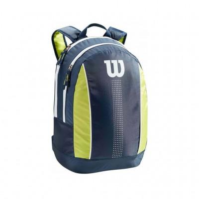 WILSON JUNIOR BACKPACK WR8012902001 NAVY GREEN