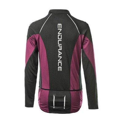 ENDURANCE DARA W L-S CYCLING JACKET E183562