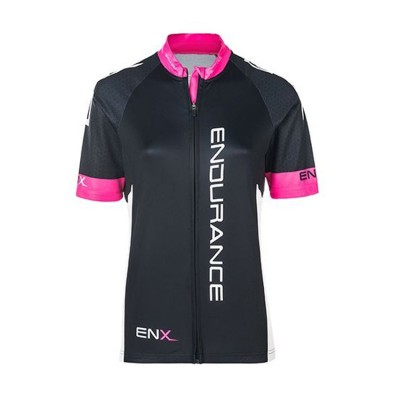 ENDURANCE RUHE W S/S CYCLING SHIRT E171481