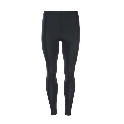 CROCKETT M COMPRESSION LONG TIGHTS E153500 ΜΑΥΡΟ