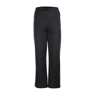 FERGUS M WINTER PANT FULL ZIP W-PRO 8000 W151183 1001 ΜΑΥΡΟ