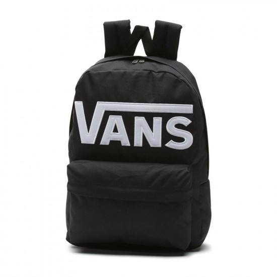 VANS OLD SKOOL BACKPACK VN 0A3I6RY28 ΜΑΥΡΟ