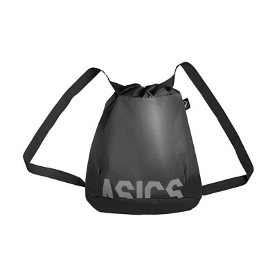 ASICS TRAINING CORE GYMSACK 155006 0904 ΜΑΥΡΟ