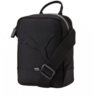 PUMA SHOULDER BAG PORTABLE 073583 ΜΑΥΡΟ