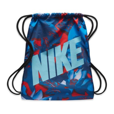 NIKE GRAPHIC GYM SACK BA5262 634 ΜΠΛΕ