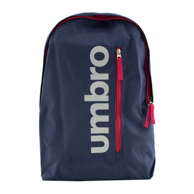 UMBRO BACKPACK TWO SIDE 69501E 0011 ΜΠΛΕ ΚΟΚΚΙΝΟ