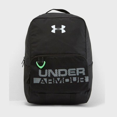 UNDER ARMOUR SELECT BACKPACK 1308765 001 ΜΑΥΡΟ