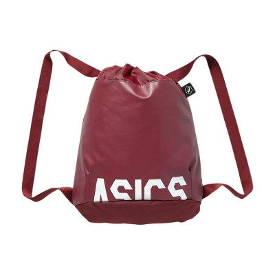 ASICS TRAINING CORE GYMSACK 155006 635 ΜΠΟΡΝΤΟ