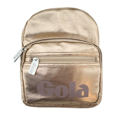 GOLA BACKPACK KELLY CUC183LK ΜΠΡΟΝΖΕ