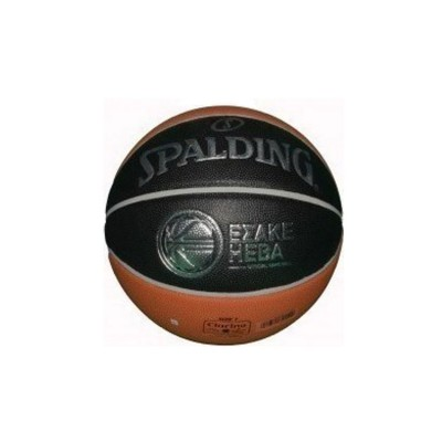 SPALDING TF-1000 OFFICIAL BALL A1 GREEK DIVISION ESAKE SIZE 7 74-552Z1 MAΥΡΟ