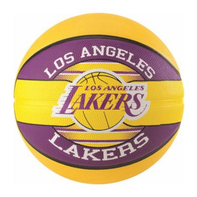 SPALDING NBA TEAM LA LAKERS 83 510Ζ1 ΚΙΤΡΙΝΟ