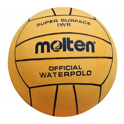 MOLTEN WATER POLO BALL  IWR ΠΟΡΤΟΚΑΛΙ