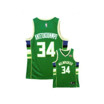 SOCKER TEAM BASKET REPLICAS MILWAUKEE ANTENTOKOUMPO ΠΡΑΣΙΝΟ