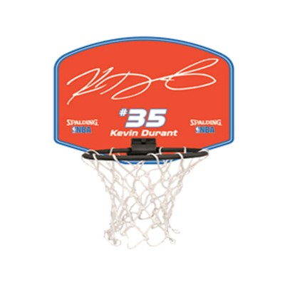 SPALDING BACKBOARD SET PLAYER DURANT 77 569Z ΠΟΡΤΟΚΑΛΙ