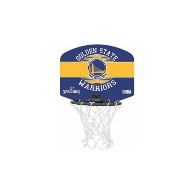 SPALDING BACKBOARD SET WARRIORS 77-661Z1