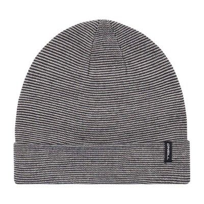O NEILL ALL YEAR BEANIE 9P4130M 3010 ΜΑΥΡΟ ΛΕΥΚΟ