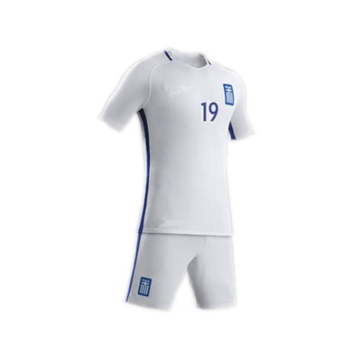 SOCKER TEAM SET HELLAS JUNIOR SOKRATIS ΛΕΥΚΟ