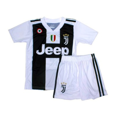 SOCKER TEAM SET JUVENTUS JUNIOR RONALDO ΛΕΥΚΟ