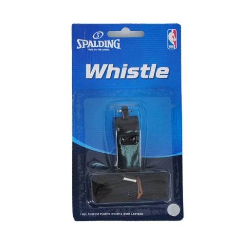 WHISTLE SPALDING 8330CN BLACK