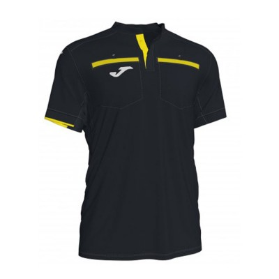 JOMA REFEREE T SHIRT 101299.121 ΜΑΥΡΟ