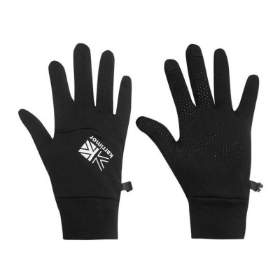 KARRIMOR THERMAL GLOVES 907356 03 ΜΑΥΡΟ