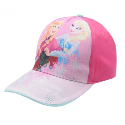 CHARACTER CAP INFANT DISNEY FROZEN  PINK ΡΟΖ
