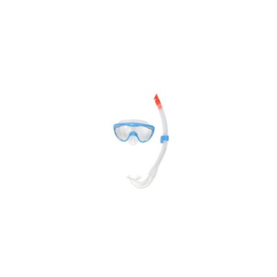 SET SPEEDO GLIDEand SNORKLE 03631 0309J JUNIOR ΜΠΛΕ
