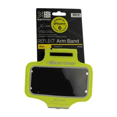 KARRIMOR X LITE REFLECT ARM BAND 765172 ΚΙΤΡΙΝΟ