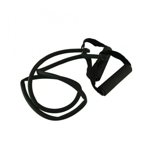 TOORX ELASTIC TUBE WITH HANDLES STRONG AHF-146 10-432-174 BLACK