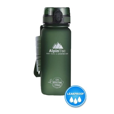 ALPINTEC ΠΑΓΟΥΡΙ GREEN 650ml BPA FREE F/O T-750DG ΠΡΑΣΙΝΟ