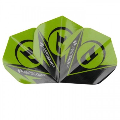 DUNLOP MAX 7 FLIGHTS 65080 3PACK GREEN