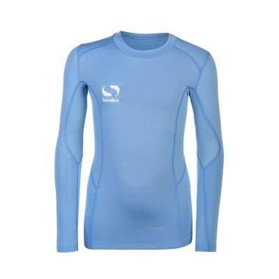 SONDICO BASE CORE LS JUNIOR 27390 92 SKY BLUE