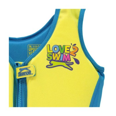 SLAZENGER FLOAT VEST CHILDS 887068 18 ΜΠΛΕ ΚΙΤΡΙΝΙΟ