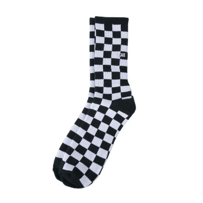 VANS CHECKRBOARD CREW VN0A3H3OHU0 ΜΑΥΡΟ ΛΕΥΚΟ