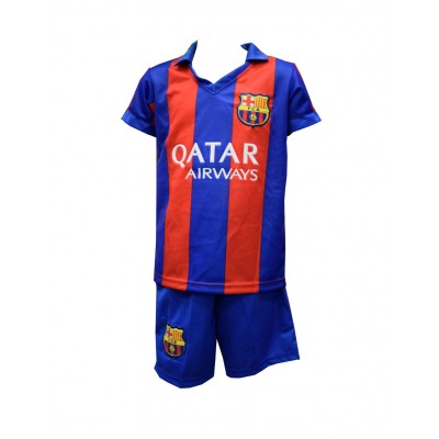 SET BARCELONA MESSI JUNIOR ΡΟΥΑ ΚΟΚΙΝΟ