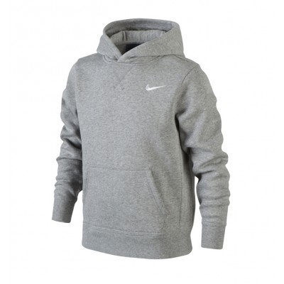 NIKE JUNIOR SWEAT HOOD 616255 063    GREY ΓΚΡΙ