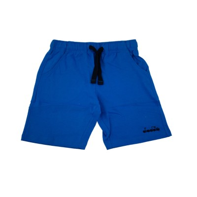 DIADORA  SHORT JERSEY JUNIOR 159515 BLUE ΓΑΛΑΖΙΟ