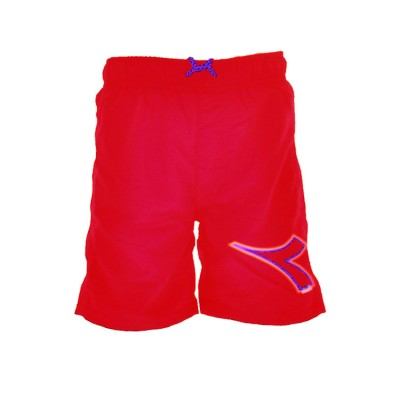 DIADORA SWIM SHORT JUNIOR 159522 RED ΚΟΚΙΝΟ