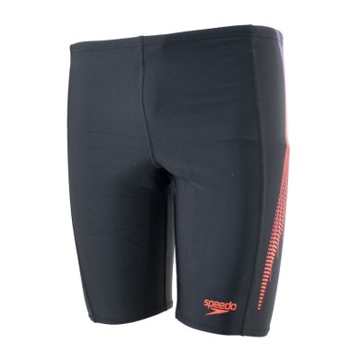 SPEEDO PLACEMENT JAMMER 04512 C725M ΜΑΥΡΟ ΜΠΛΕ