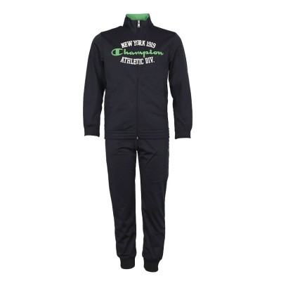 CHAMPION TRACKSUIT KIDS 304555 ΜΠΛΕ