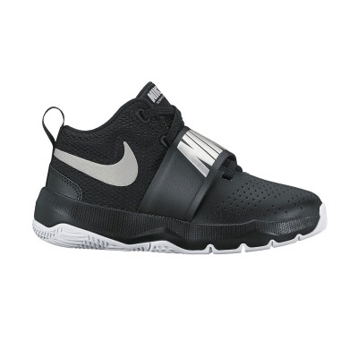 NIKE TEAM HUSTLE D 8 PSV 881942 001 ΜΑΥΡΟ ΛΕΥΚΟ