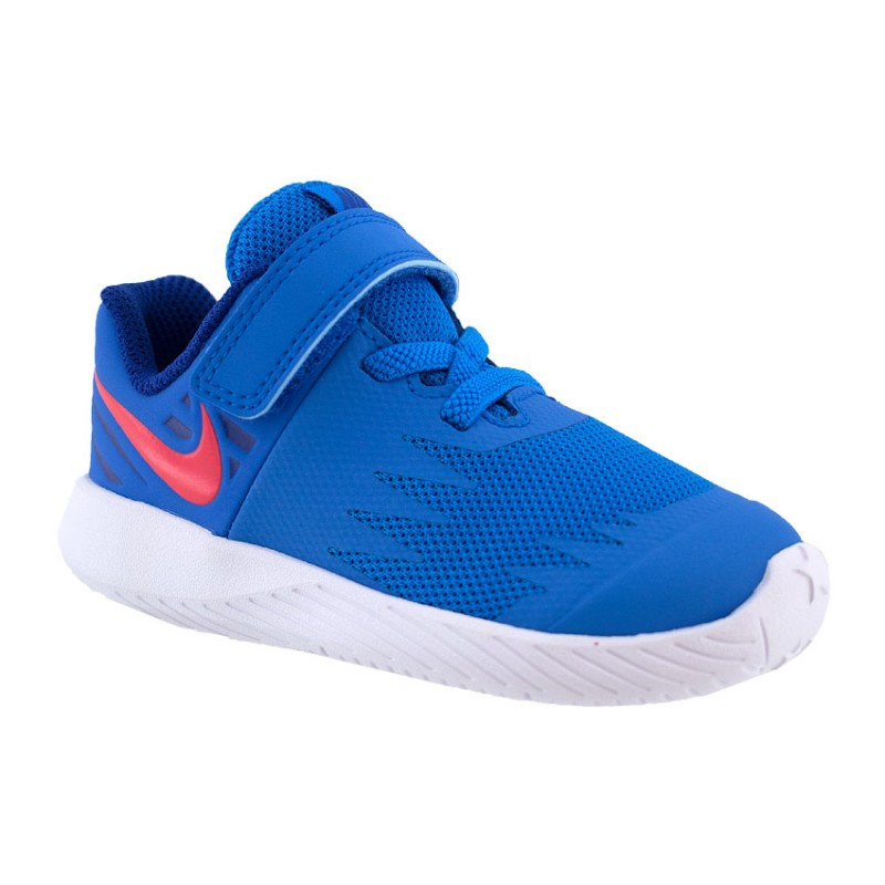 NIKE STAR RUNNER TDV 907255 408 ROYAL RED