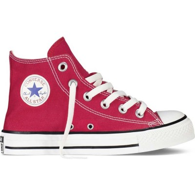 CONVERSE ALL STAR 3J232C RED HI ΚΟΚΙΝΟ